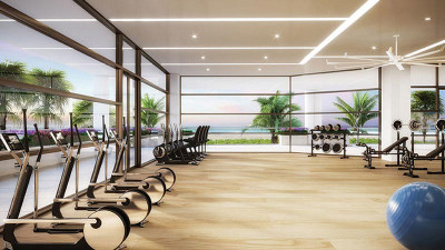 Gym - Picture of Amrit Ocean Luxury Residences