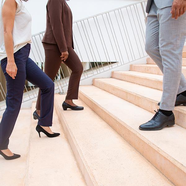 Amrit Ocean Resort | Stairwell Amrit's Wellness Healthy Choice